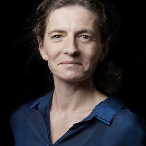 Yvonne Duval Thomsen.  Fotograferet januar 2015