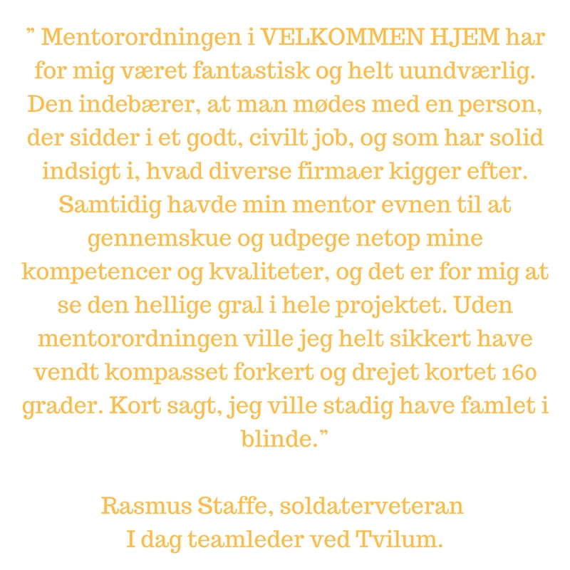 Anders Staffe QUOTE