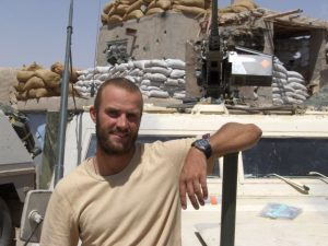 Nicky Thybo krigsveteran