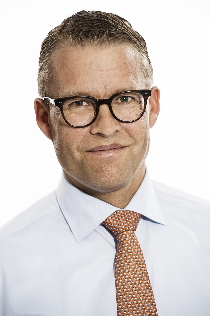 CEO Jakob Riis, Falck Danmark A/S
