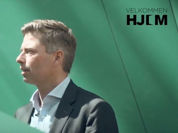Velkommen Hjem – Niels-Jørgen Andersen, EY