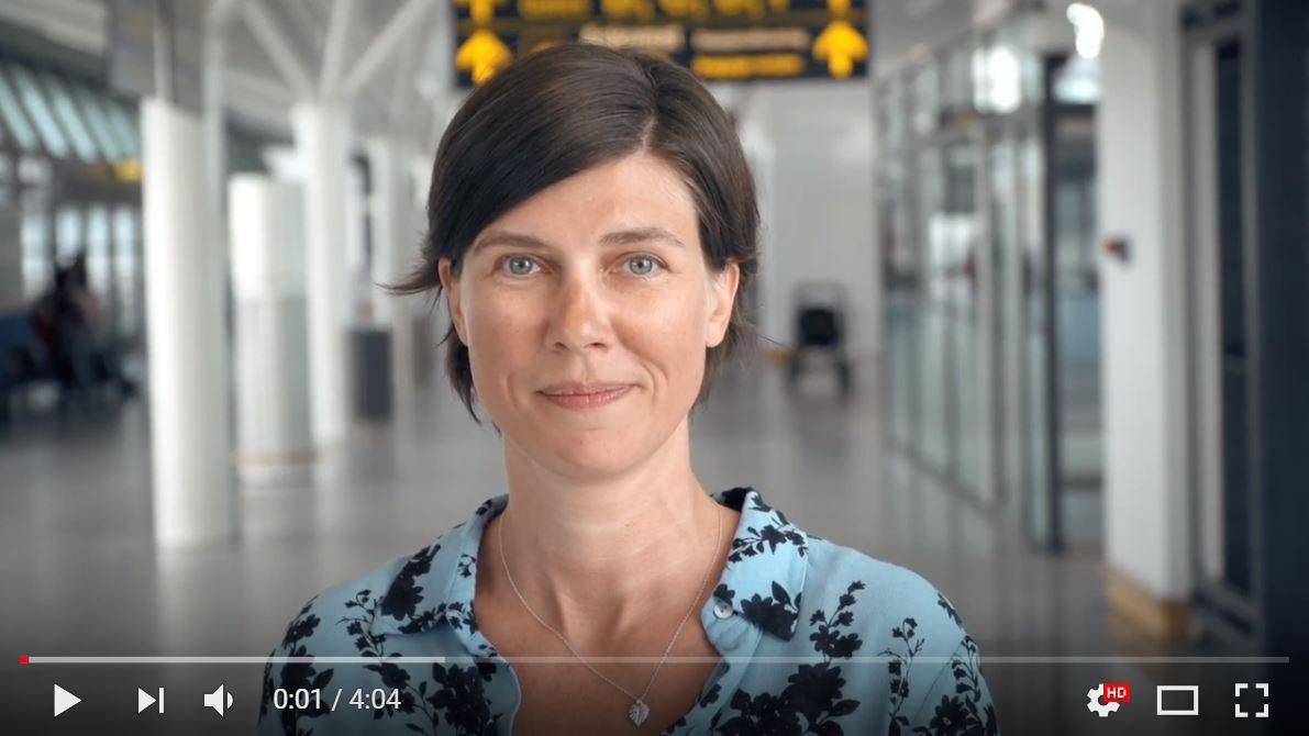 Velkommen Hjem – Tove Hejbøl Lindquist, Københavns Lufthavne