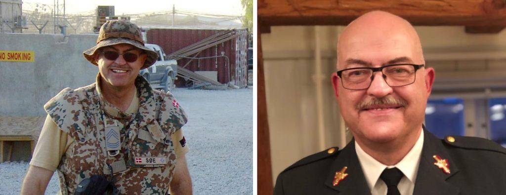 Startede i det civile efter 40 år i Forsvaret
