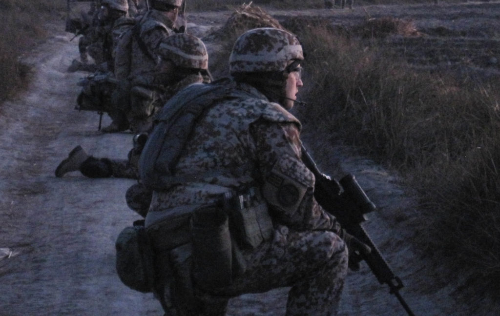 Mit navn er Anders, og jeg er soldat…  og hvad kan jeg bruge det til?