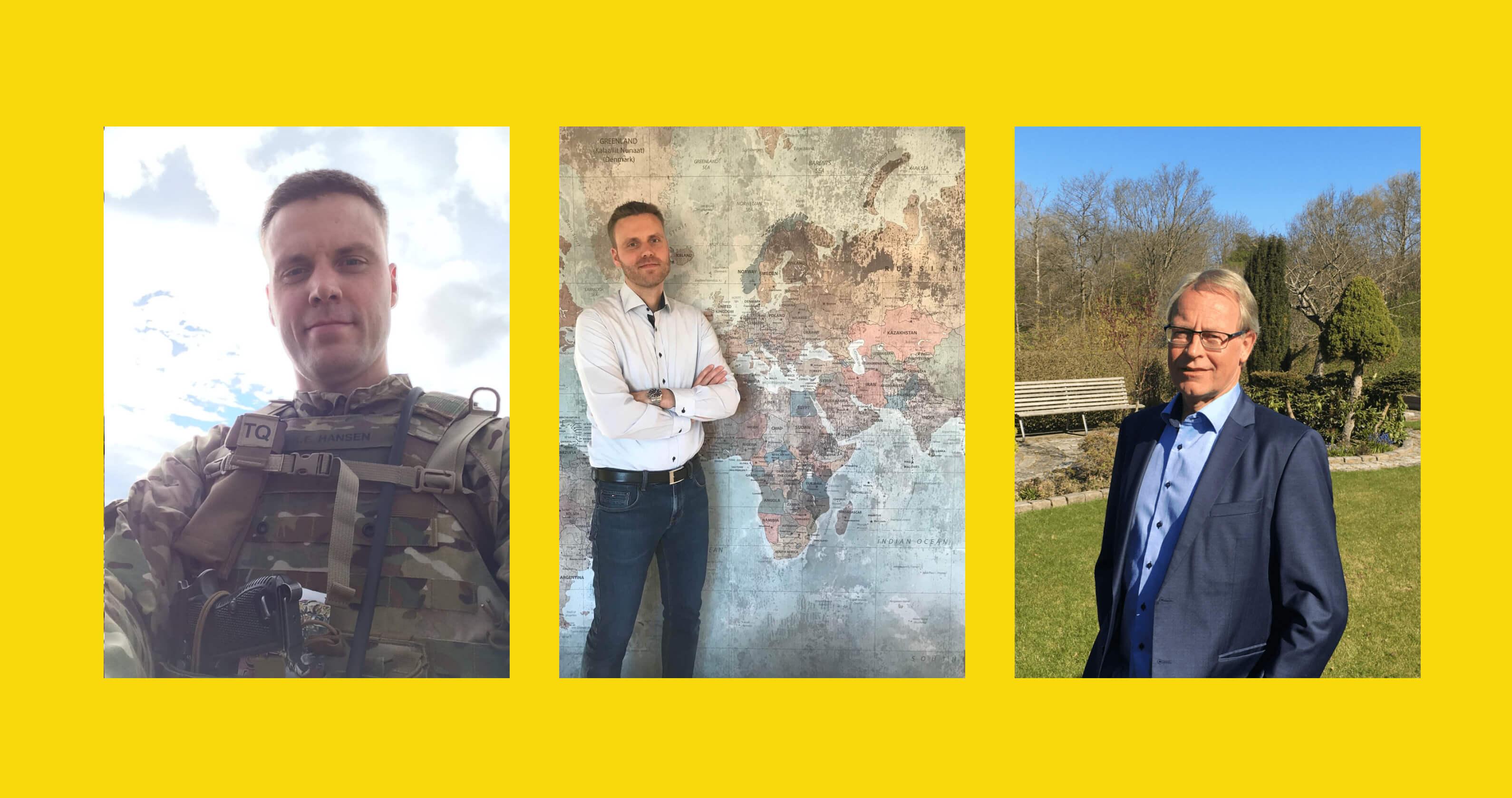 Soldater forstår at skabe retning under forandring. Derfor har erhvervslivet især brug for veteraner lige nu!